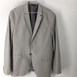 Banana Republic Men Suit Jacket (X2014)